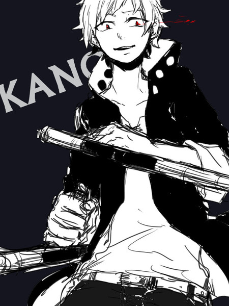 カノ+トンファー