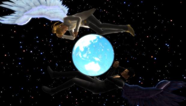 星を護るは天使の使(ry