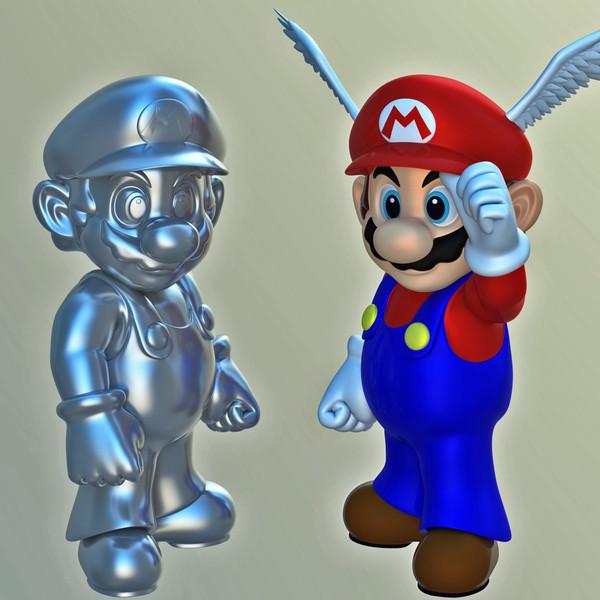 【3D】スーパーマリオ64