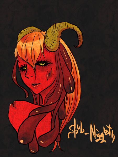 山羊の女神