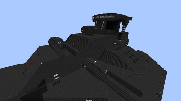 UFBS-010「ヘイムダル級 宇宙戦艦」