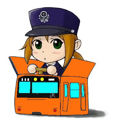 けいきゅう♪ドレミたん×大阪環状線201系