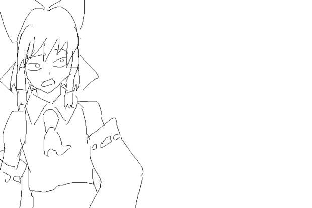 【GIFアニメ】怒り散らす霊夢さん【ウィル・スミス】