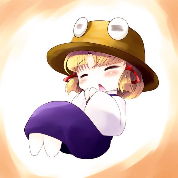 ケロちゃん冬眠中