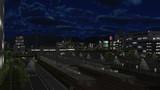 [MMD] 空色町_夜、配布