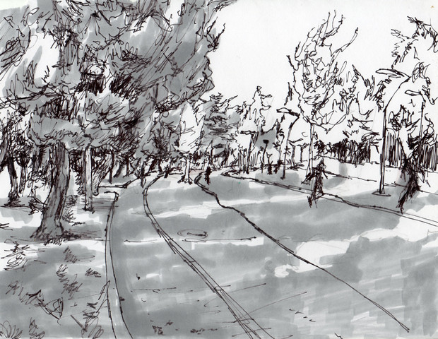 風景画 鬼門流 さんのイラスト ニコニコ静画 イラスト
