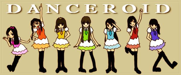 DANCEROID メンバーカラー / tar...