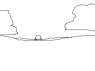 【GIFアニメ】2足歩行ロボ