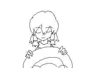【GIFアニメ】諏訪子