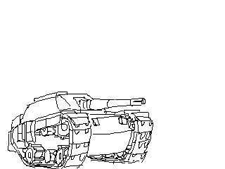 【GIFアニメ】対戦車バッター