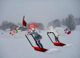 スノーダンプレース開催