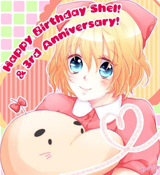 【Mother2】Shelさんお誕生日&3周年おめでとうございます!【ポーラ】