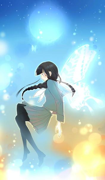 少女×蝶々