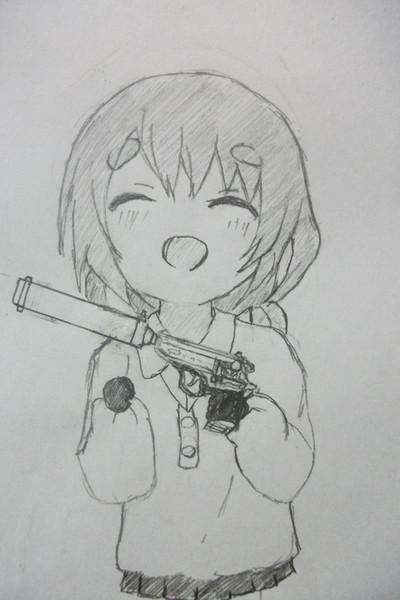 武装ゆるゆり 古谷 楓