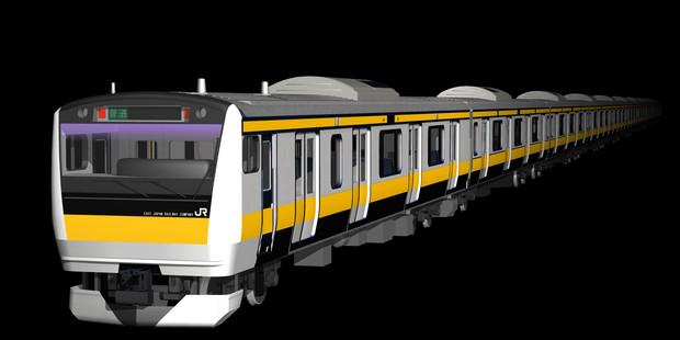 E233系 中央・総武緩行線