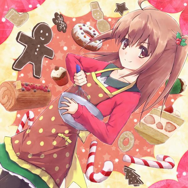 クリスマスお菓子 Seigo さんのイラスト ニコニコ静画 イラスト