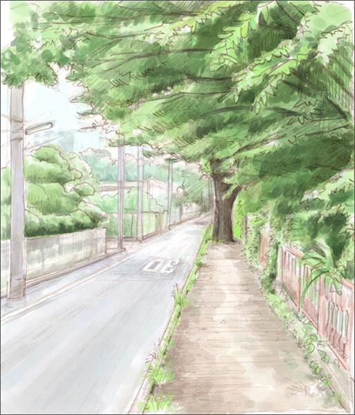 風景(東京・武蔵野市)