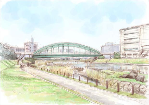 亀戸中央公園(東京・江東区)