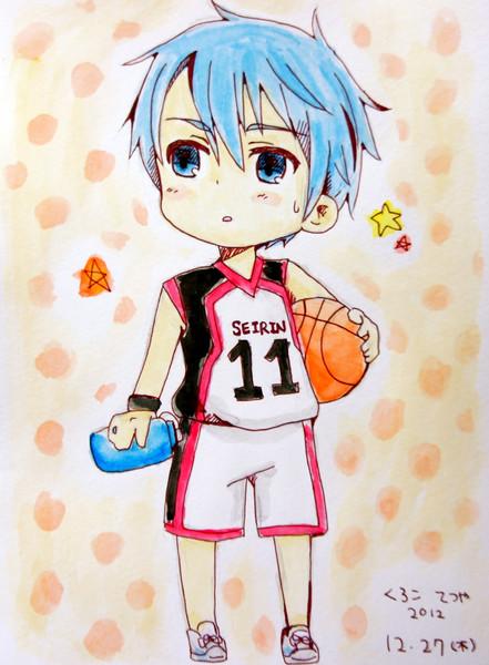 黒子のバスケ Ninosakura617 さんのイラスト ニコニコ静画 イラスト