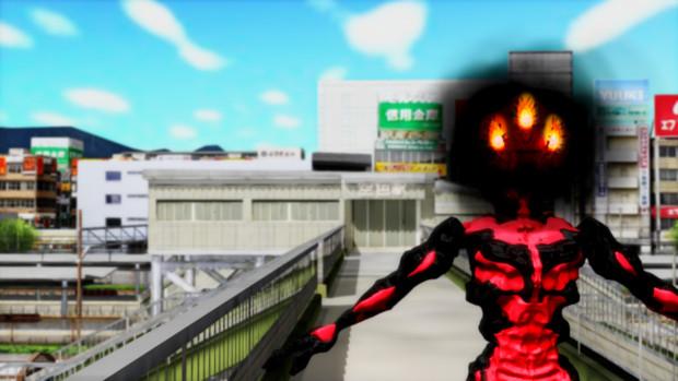 【MMD】燃える三眼 3