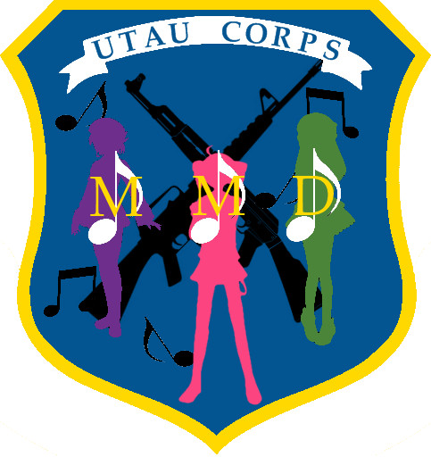 MMD用UTAU部隊の紋章作ってみた