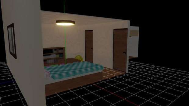ある部屋01、公開します。