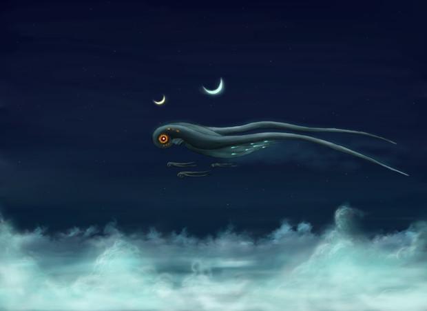 空の護り神 タパテア