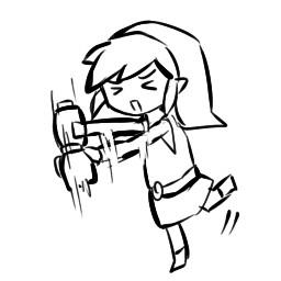リンクgifアニメ ふつー さんのイラスト ニコニコ静画 イラスト