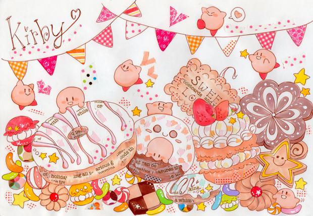 お菓子の楽園 スターストーン さんのイラスト ニコニコ静画 イラスト