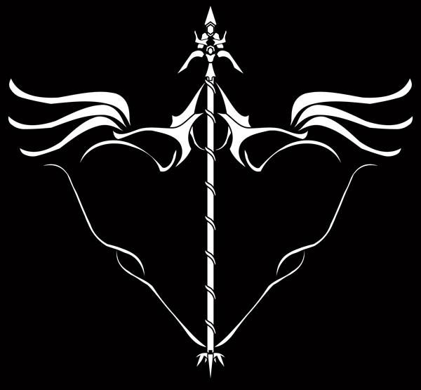 弓矢のトライバル オメガ さんのイラスト ニコニコ静画 イラスト