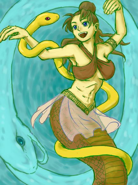 ナーガ 蛇年