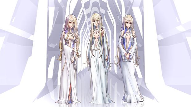 2199美人姉妹 (スターシャ、サーシャ、ユリーシャ)