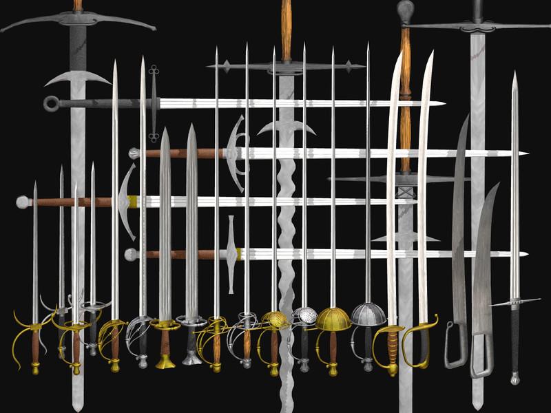 西洋刀剣類(ver0.13)