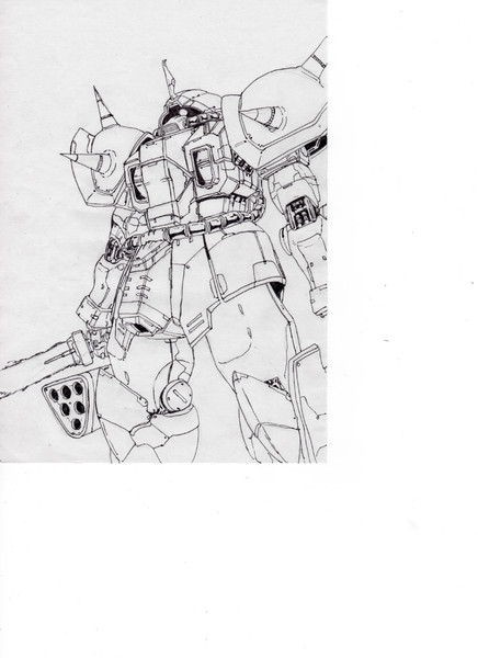 イフリート改 ジオンの騎士!