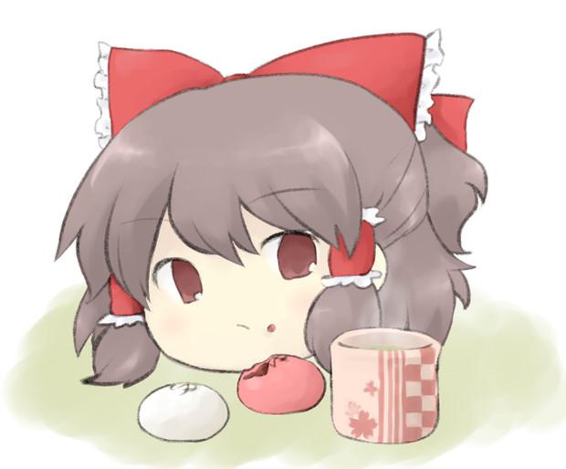 紅白まんじゅう