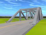 City-R:広い川と橋、公開します。
