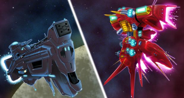 【R-TYPE_TACTICS】冥王星旗艦決戦