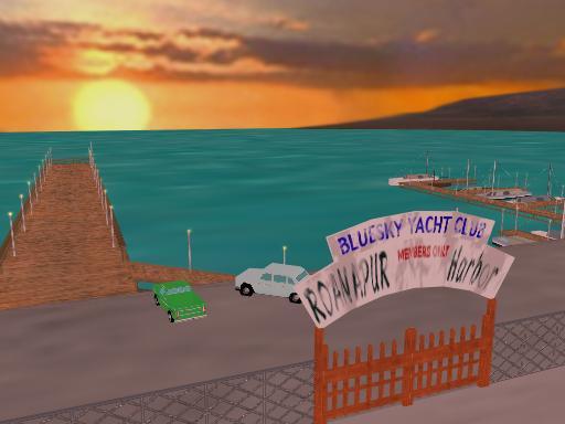 City-R:ヨットハーバー、公開します。