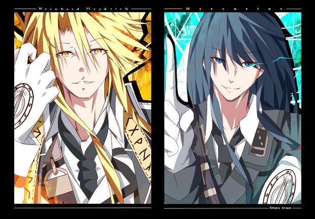 【Diesirae】黄金の獣と水銀の蛇