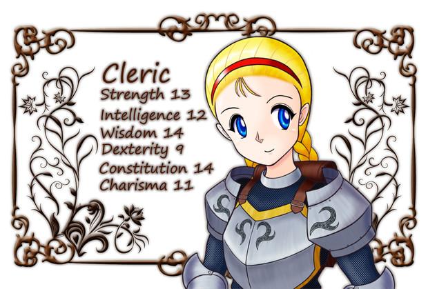 クレリック