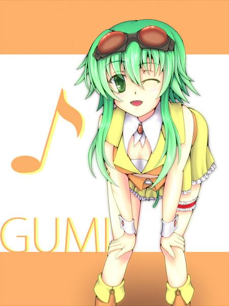 初!!GUMIさん!!