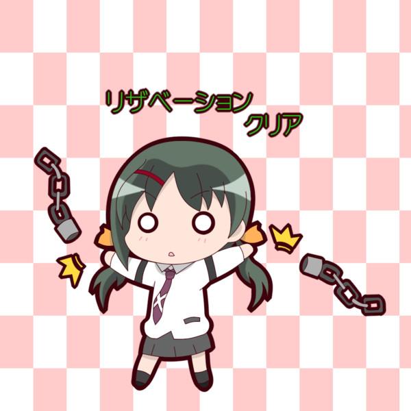 【咲-Saki-阿知賀編】白水哩【EDちびキャラ】