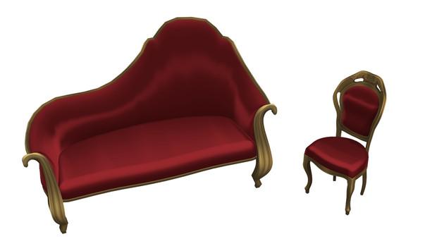 アンティーク家具 ソファー&椅子