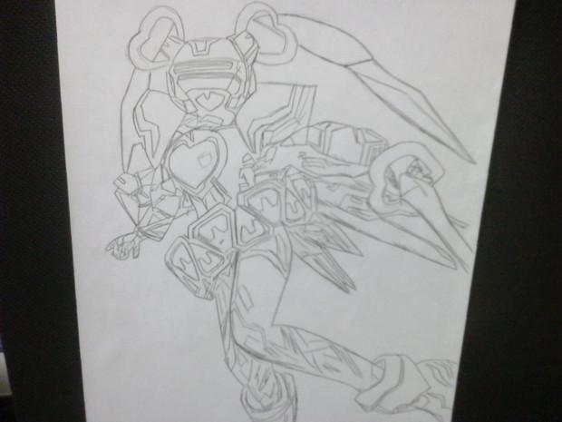 電脳戦機バーチャロン Fei-Yen