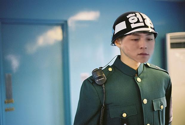 徴兵されたテギュン