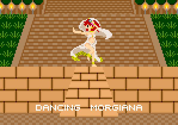 踊るモルジアナ(GIFアニメ)