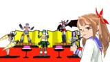 【MMD】池袋晶葉とひな祭りロボ【モバマス】