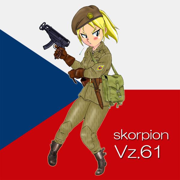 チェコスロバキア軍 空挺部隊