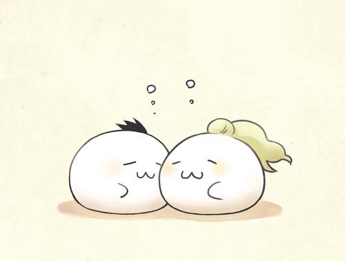 おやすミカエル(っ´ω`(´ω`c)