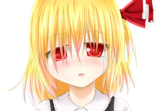 泣かないでおくれ・・・